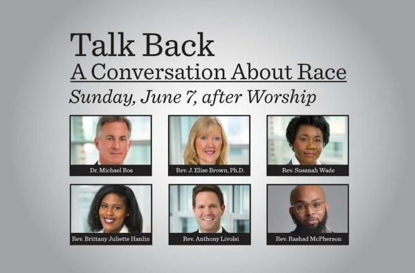 Talk Back: A Conversation About Race - Online