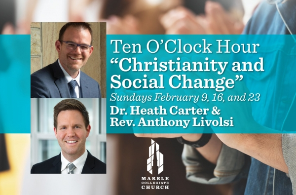 Christianity and Social Change, Part 3