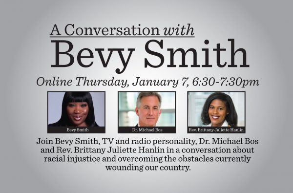 A Conversation with Bevy Smith